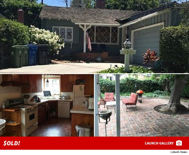 Maureen McCormick's Woodland Hills House -- $OLD!