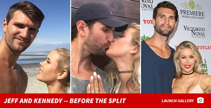 Kennedy Summers and Jeff Withey -- Before the Split