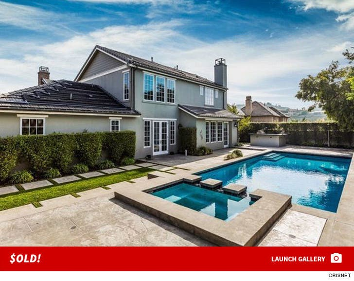 Rob Kardashian Sells His Calabasas Home