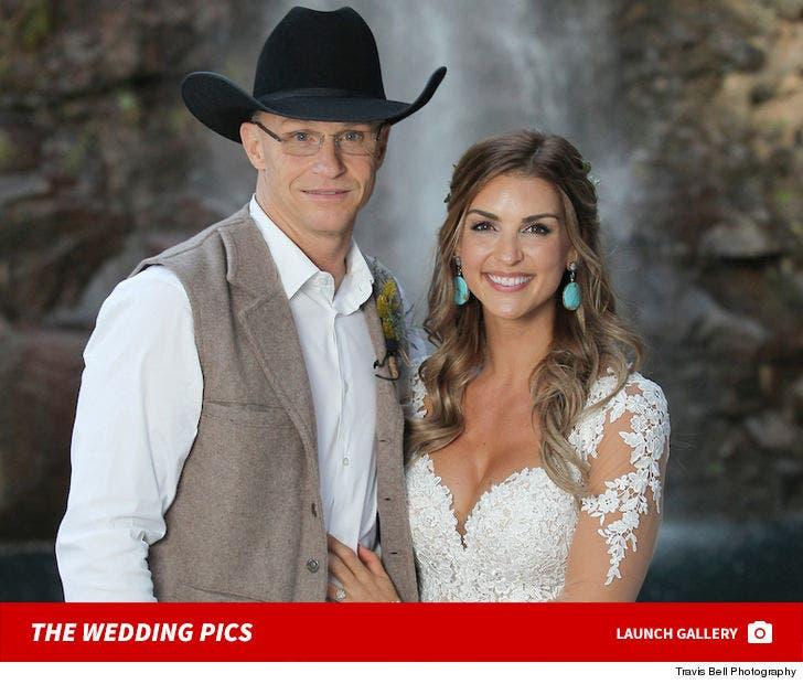 Ty Murray's Wedding Photos