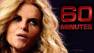 Maria Shriver to 60 Minutes -- You Tick Tick Tick Me Off!!!
