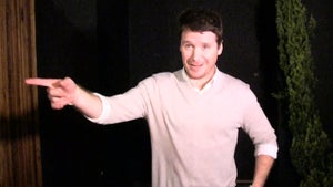 Kevin Connolly -- Everyone Wanted a Part in 'Entourage', Except for .... (VIDEO)