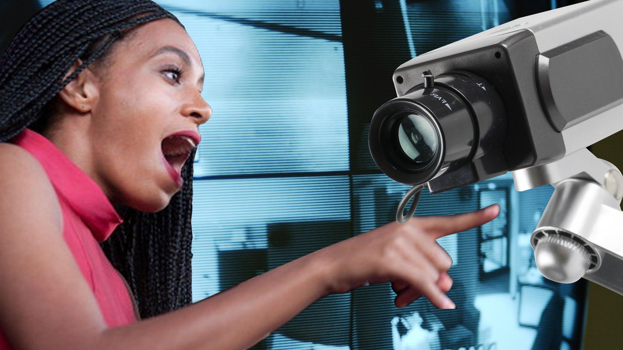 Best Celebrity Surveillance Tapes (VIDEO)