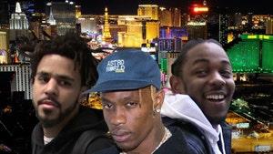 J. Cole, Travis Scott, Kendrick Lamar Headlining New Festival in Vegas