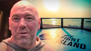 UFC's Dana White Reveals Origin of Fight Island, 'We're About to Make History'