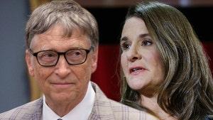 Bill Gates Gives $1.8 Billion in Stocks to Melinda on Day Divorce Filed