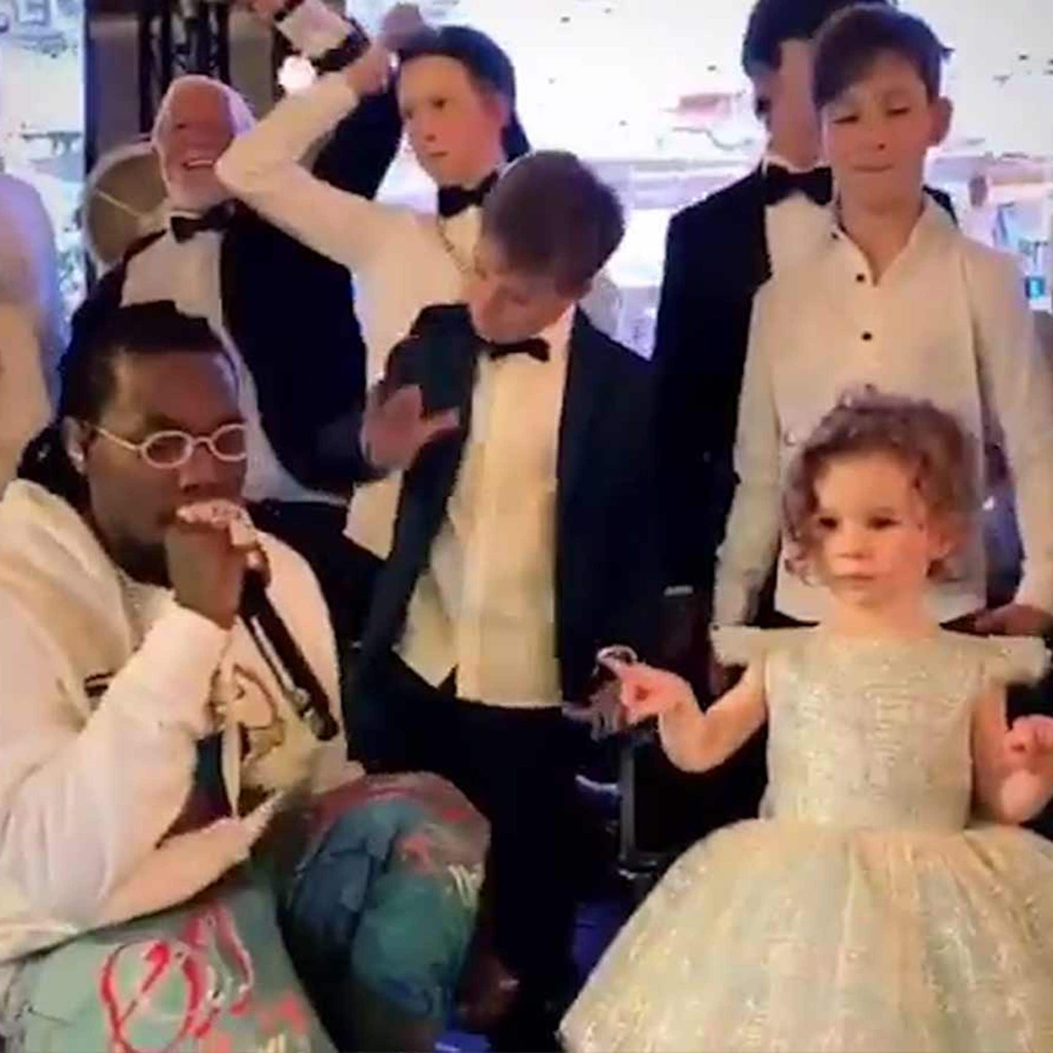 Offset Flies to Russia to Perform at a Bar Mitzvah
