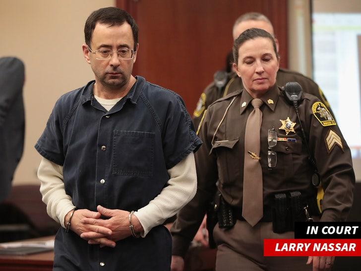 larry nassar in court
