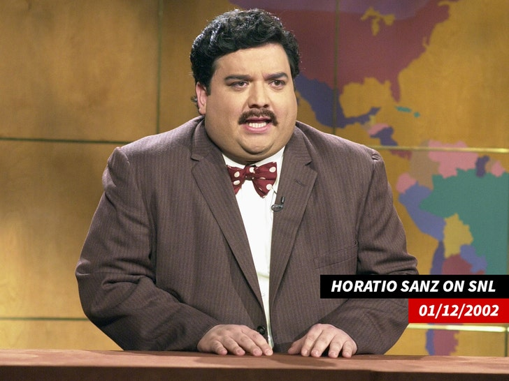 Horatio Sanz Sued For Sexual Assault By 'SNL' Fan Claiming He Groomed Her
