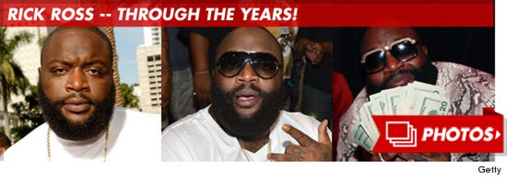 Rick Ross' Photos