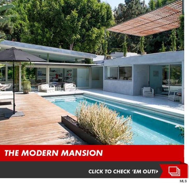 Joe's Jeans Owner -- Selling $10 Mil Mansion