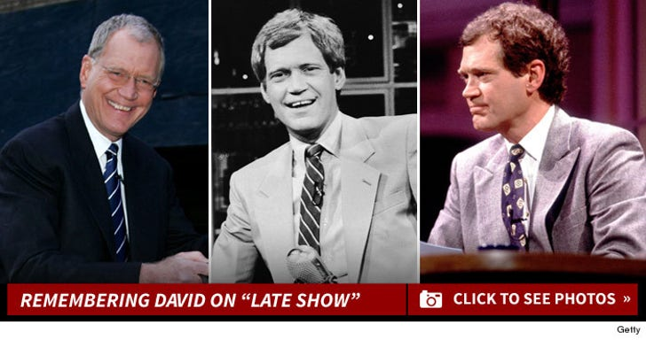 "Remembering David Letterman on ""Late Show"""