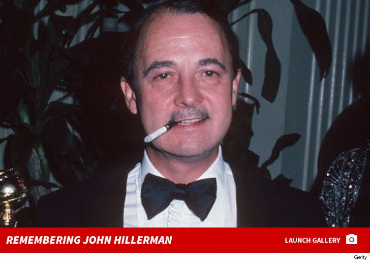 Remembering John Hillerman
