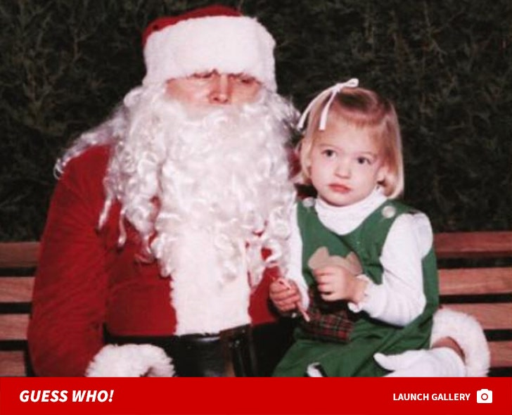 Guess Who These Christmas Kids Turned Into -- Part 2