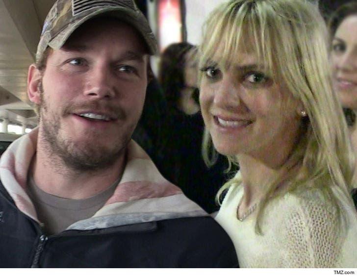 Chris Pratt & Anna Faris Divorce Deal Includes 5-Mile Rule ...
