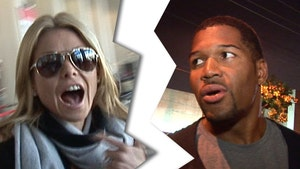 Kelly Ripa -- Furious at Michael Strahan ... You Betrayed Me