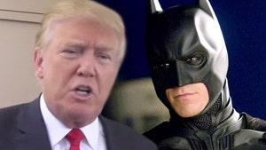 Trump's 'Dark Knight Rises' Music in Twitter Post Removed
