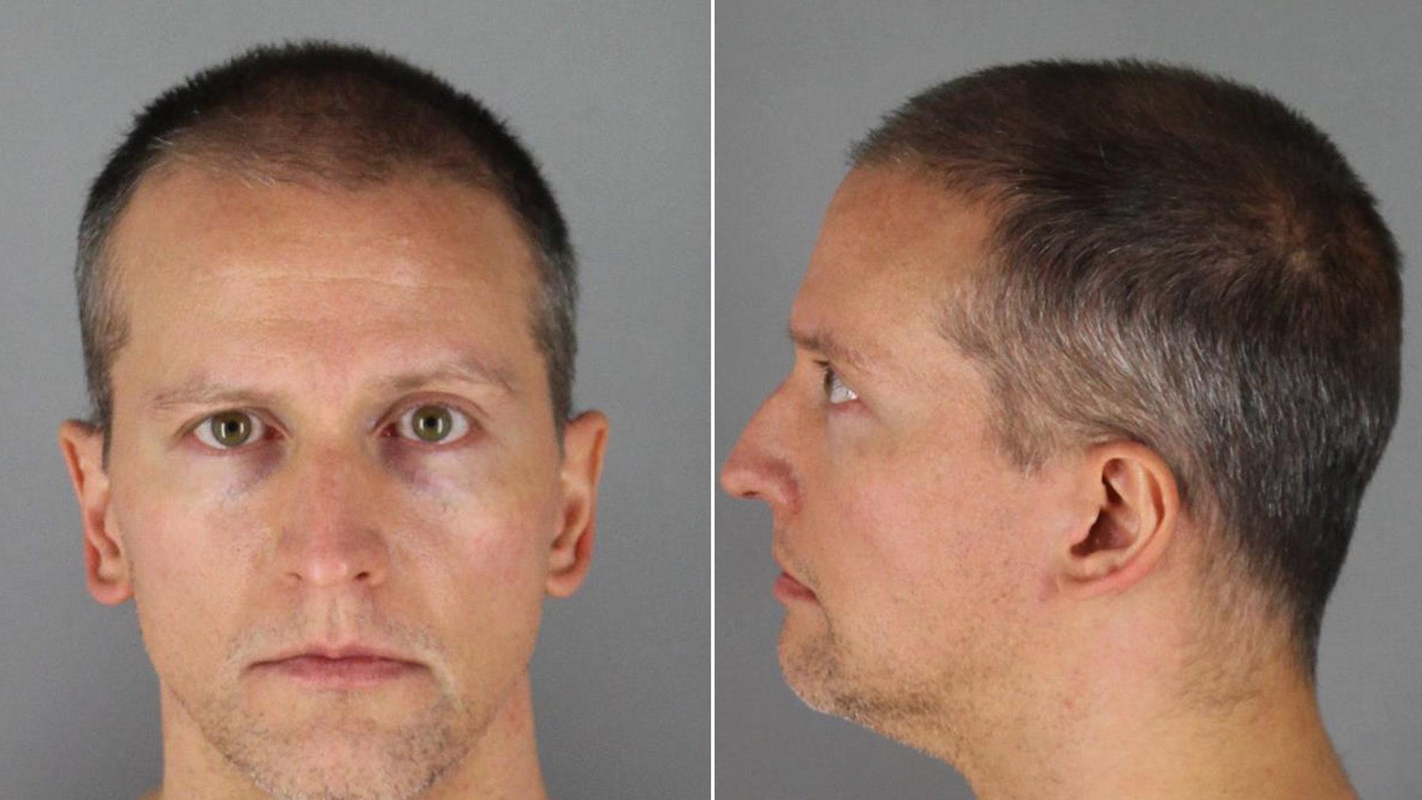 George Floyd Murder Ex-Cop Derek Chauvin Moved to Max-Security Prison ... New Mug Shot