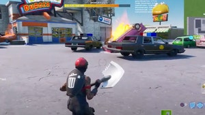 Fortnite Removes All Police Cars from Video Game in Wake of Protests