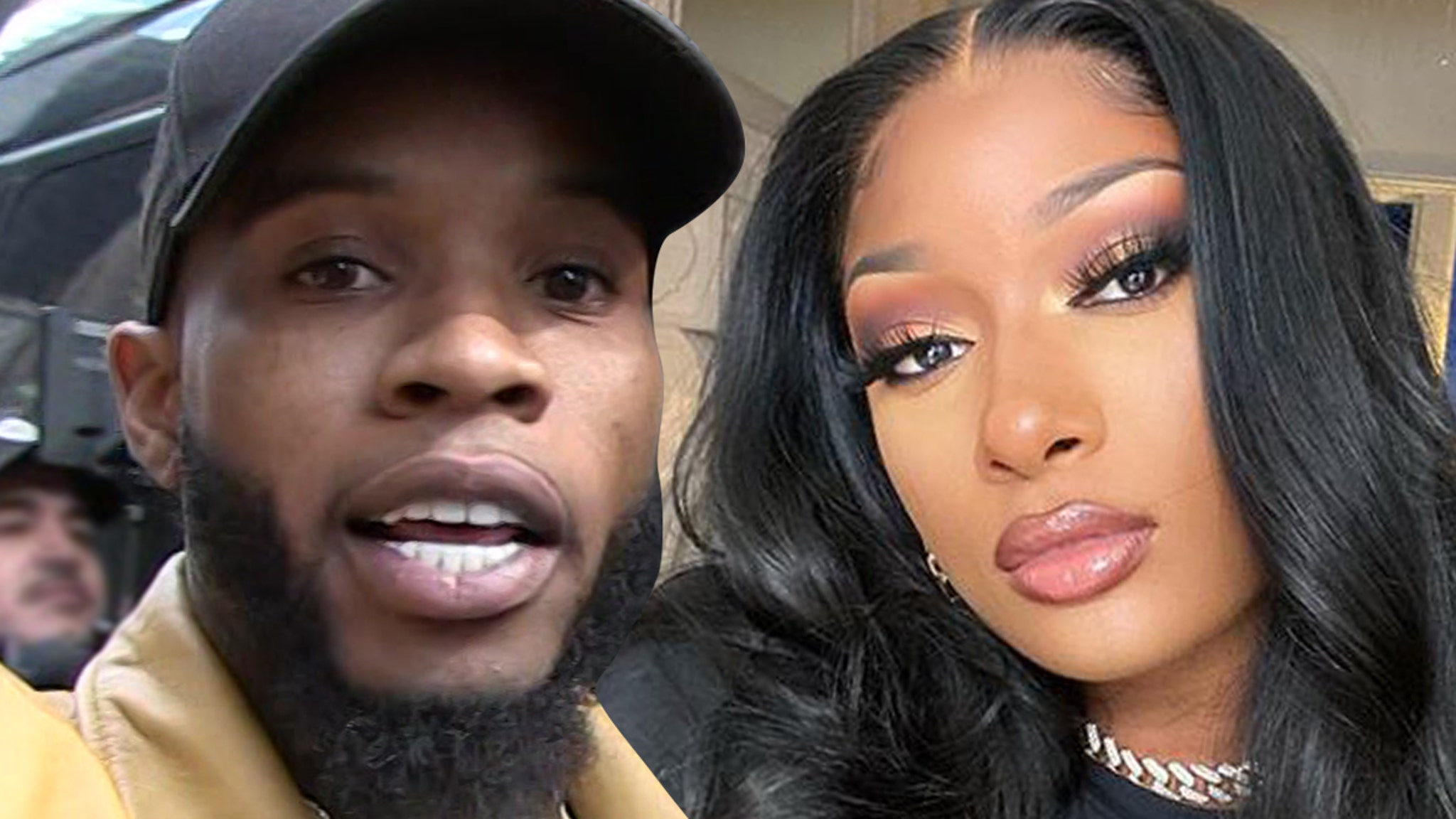 Tory Lanez Denies Megan Thee Stallion Shooting ... On New Album