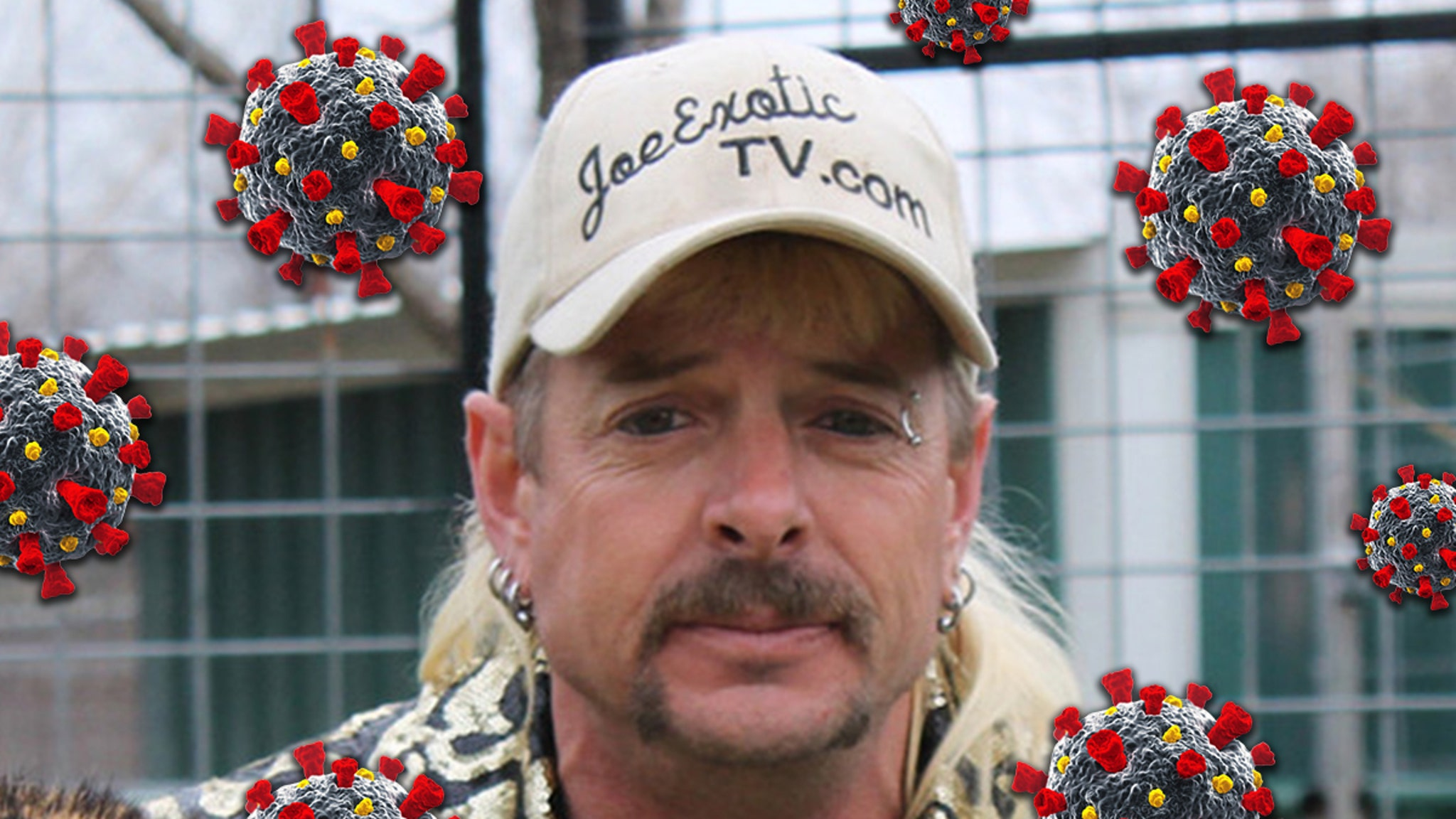 Joe Exotic Says He'd Rather Die from COVID Than Go On Life Support – TMZ