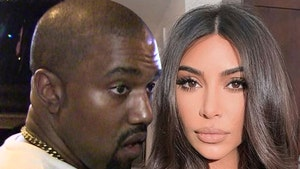 Kanye Asks for Joint Custody, Just Like Kim Kardashian, In Divorce Case