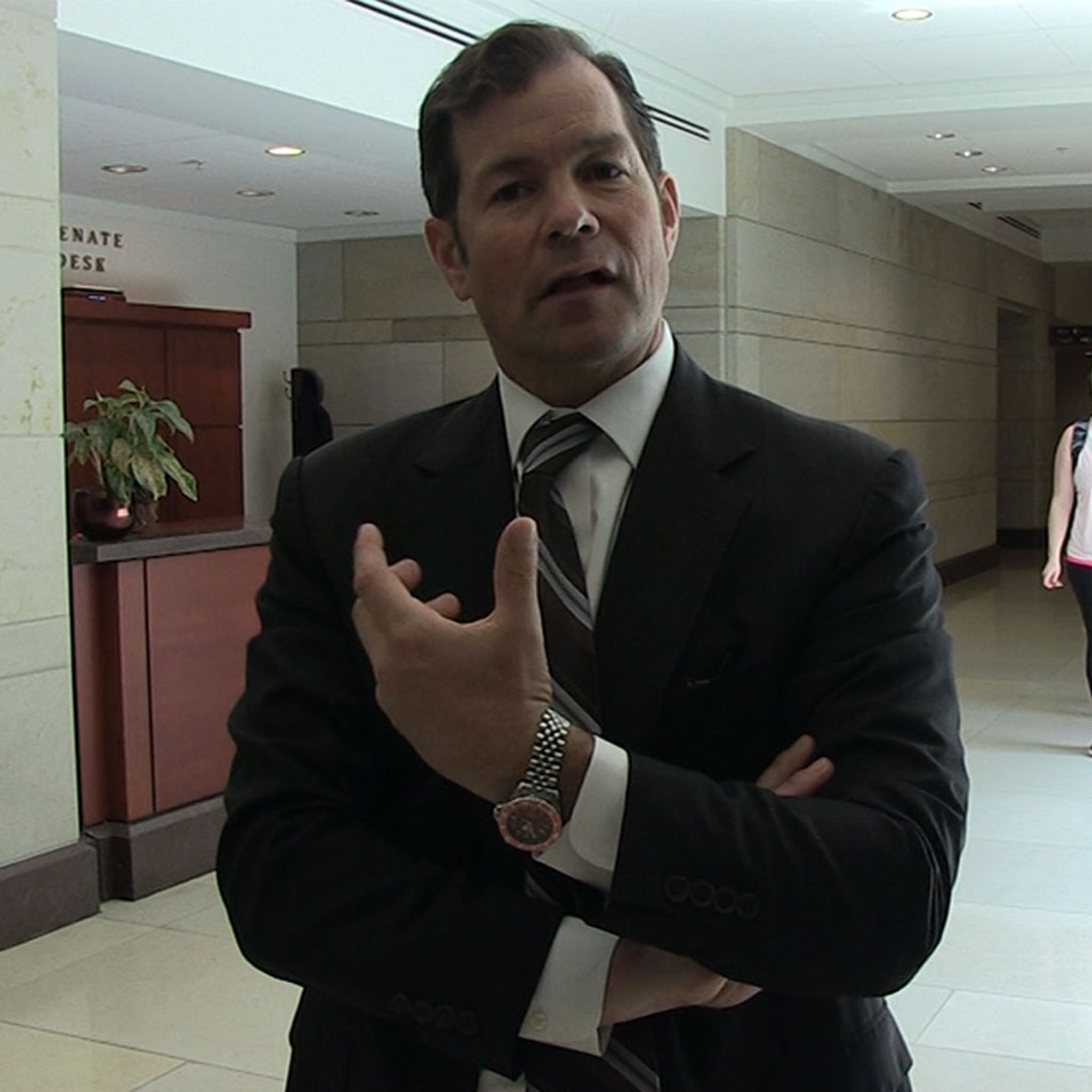 NHL's Mike Richter Begs Donald Trump To Take Climate Change Seriously