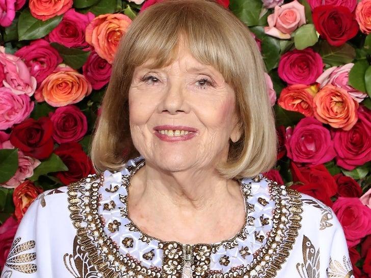 Remembering Dame Diana Rigg