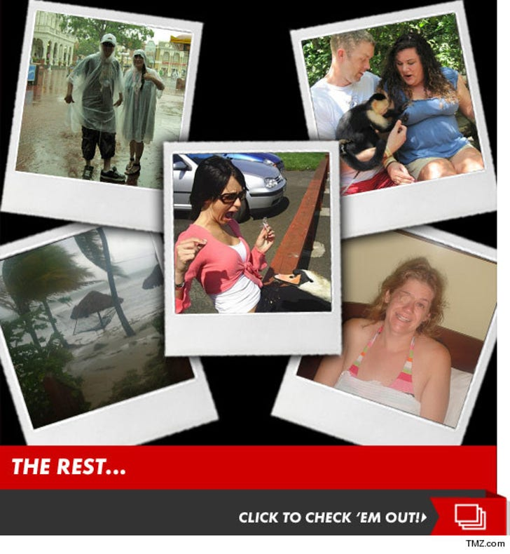 TMZ's Honeymoon Horrors Photo Contest