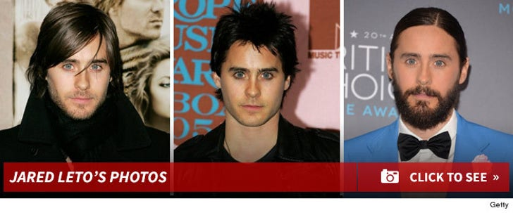 Jared Leto -- Through the Years