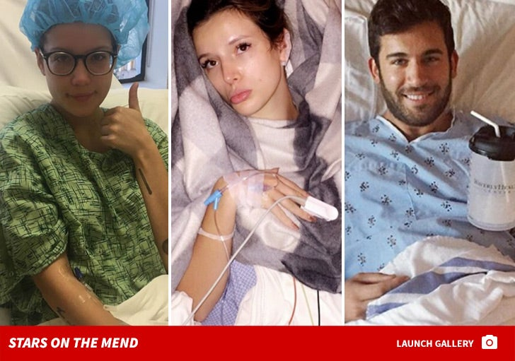 Stars On The Mend