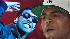 Chris Brown and Drake SUE EACH OTHER Over Nightclub Fight