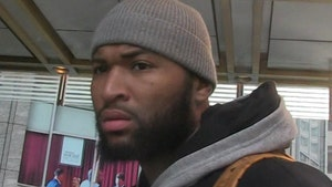 DeMarcus Cousins' ACL Surgery Is Hurdle with Arrest Warrant