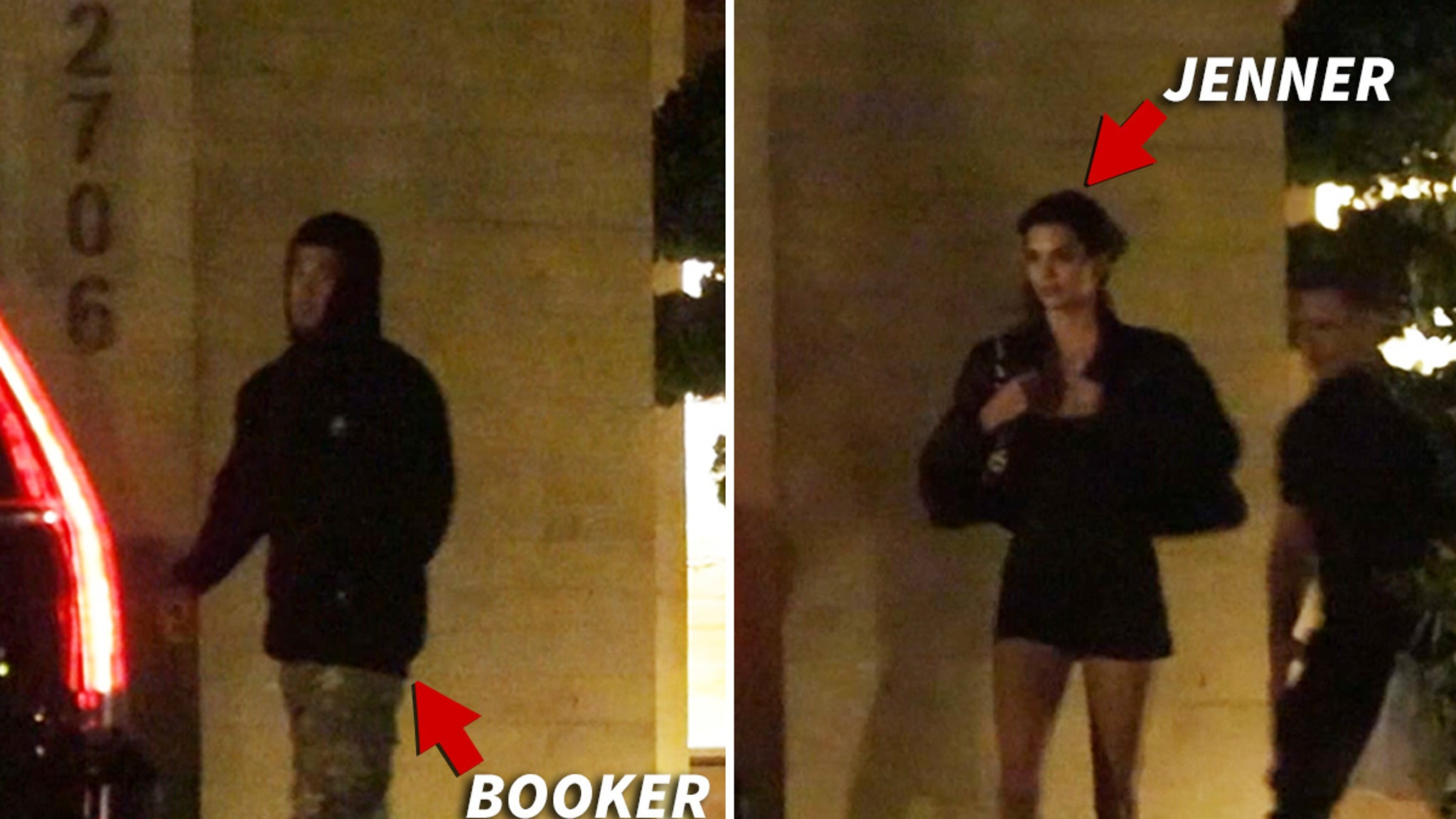 Kendall Jenner Malibu'd Up with Devin Booker, Nobu Date Before NBA Bubble