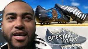 DeSean Jackson Honors Breonna Taylor and Ahmaud Arbery with Custom Cleats
