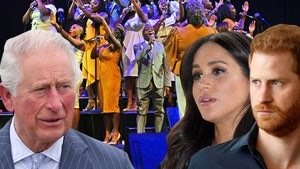 Black Choir at Harry and Meghan's Wedding Says Prince Charles Invited Them