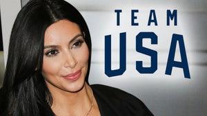 Kim Kardashian's SKIMS Tapped as Official Team USA Olympic Loungewear