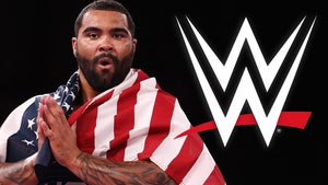 Olympics Star Gable Steveson Signs With WWE, 'Childhood Dream!'