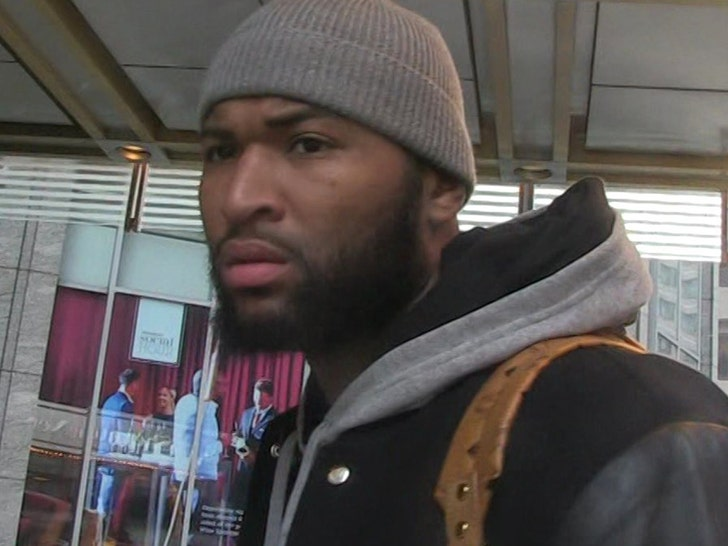 Warrant issued for arrest of DeMarcus Cousins on domestic violence charge