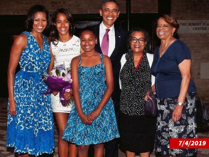 obama family instagram fourth of july