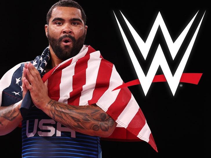 gable steveson WWE