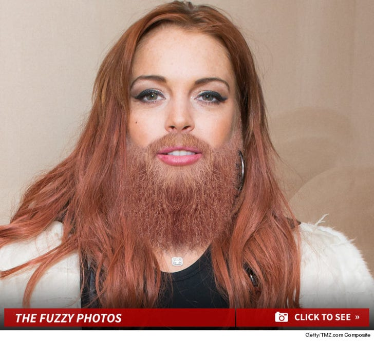Bearded Babes -- Stars With Scruff