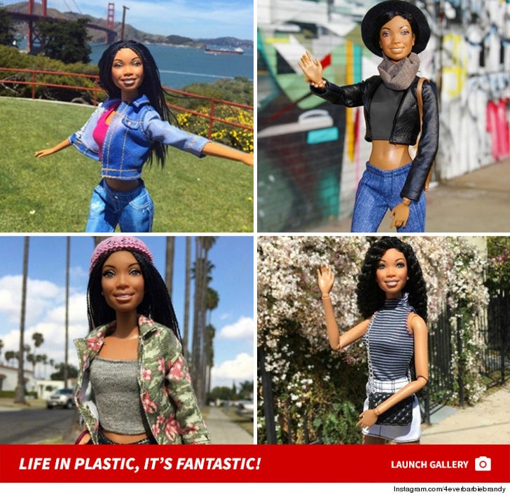 Barbie Brandy's Instagram Photos