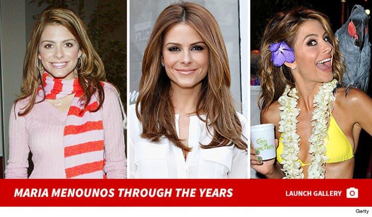 Maria Menounos Through The Years