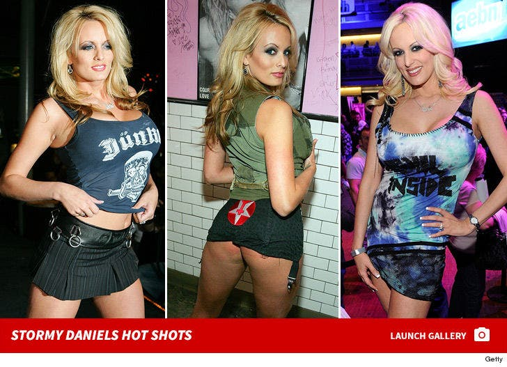 Stormy Daniels' Hot Shots