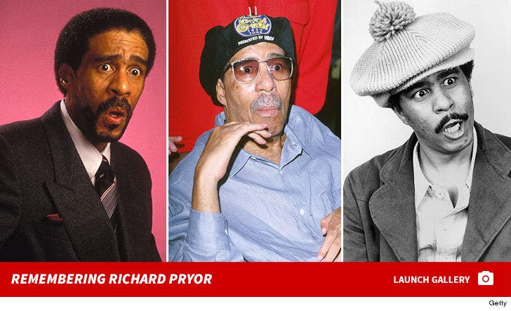 Remembering Richard Pryor