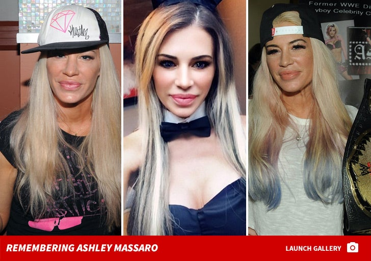Remembering Ashley Massaro
