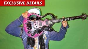 P-Funk Guitarist -- I'm Funk'd Without My Guitar!