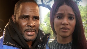 R. Kelly's GF Allegedly Makes New Claims About Abortion, Pee, Assault