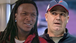 DeAndre Hopkins Says Issues with Texans Coach 'Blown Out of Proportion'